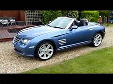 chrysler crossfire cabrio review of 2005 chrysler crossfire convertible for