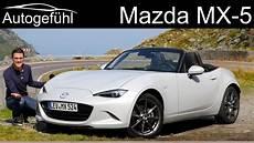 mazda mx 5 miata facelift on the spectacular