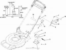 toro 20334c 22in recycler lawn mower 2009 sn 290000001 290999999 parts diagram for electric
