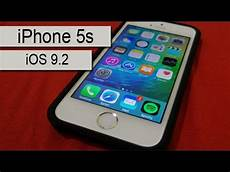 iphone 5s ios 9 2 speed test pt br