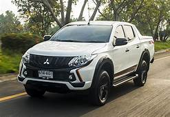 Mitsubishi Triton Athlete 2018 Review  Bangkok Post Auto