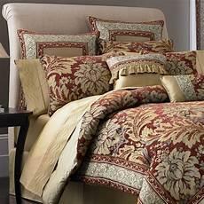 croscill fresco queen reversible comforter pillows 6 pc bedding new ebay