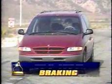 how to learn all about cars 1996 dodge ram van 2500 regenerative braking motor trend tv car of the year 1996 dodge caravan youtube