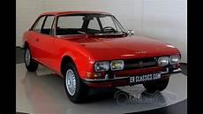 peugeot 504 c12 coupe 1973 www erclassics