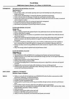 resume sle busines systems analyst sales business analyst resume sles velvet
