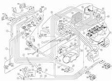 2004 ezgo golf cart wiring diagram