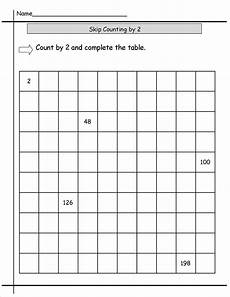 skip counting by 50s worksheets 12075 count by twos worksheets activity shelter