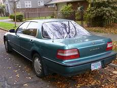 classic curbside classic 1992 1994 acura vigor the closest thing to a real four door hardtop