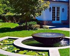 Brunnen Garten Design - garden design ideas water features