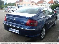 Route Occasion Occasion Peugeot 407