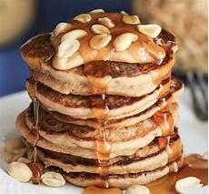 healthy peanut butter pancakes sugar free gluten free vegan