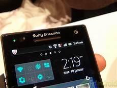 Ces 2012 Sony Ericsson Officialise Nouveau