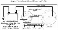 longacre 4 terminal hd kill switch instructions pegasus auto racing supplies