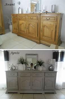 peinture meuble bois interieur relooking paysages en 2019 mobilier de salon
