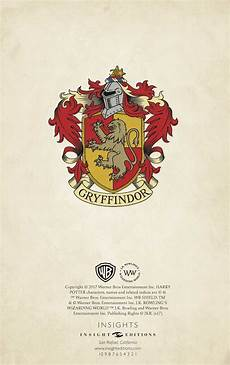 Malvorlagen Harry Potter Gryffindor Harry Potter Gryffindor Ruled Pocket Journal Book By