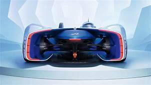 2015 Alpine Vision Gran Turismo  Wallpapers And HD Images