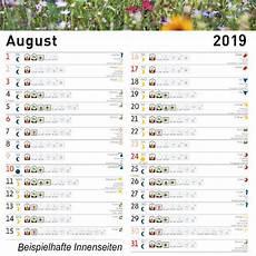 der garten wandkalender