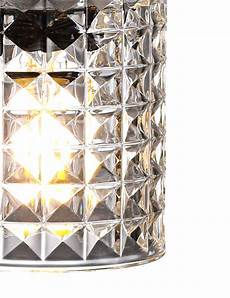 kristall pendelleuchte pendelleuchte glas kristall nordlux hollywood