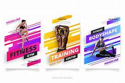 Fitness Vectors Photos And PSD S  Free Download