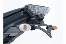 Support De Plaque Moto R G Pour Mt 09 14 16 Tracer 900