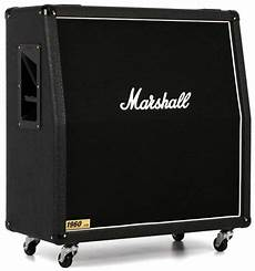 Marshall 1960a 300 Watt 4x12 Quot Angled Extension Cabinet