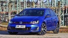 golf 7 gti endschalldämpfer vw golf vii gti performance 2014 test driving moments
