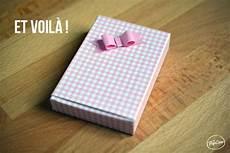 confection boite en un joli paquet cadeau 224 r 233 aliser soi m 234 me thepopcase