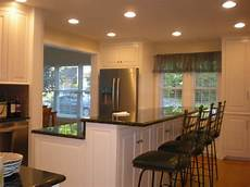 kitchen island with seating for 4