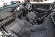 quilted alcantara interior mk3 golf volkswagen