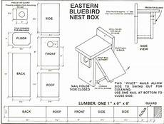 bluebird house plans how to make a bluebird house from a single cedar picket
