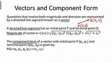 component vector video calculus ck 12 foundation