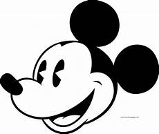 Micky Maus Gesicht Malvorlage Mickey Mouse Coloring Page 7 Wecoloringpage