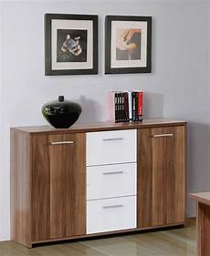 highboard schwarz highboard nussbaum schwarz das ideal 42 portraits kommode