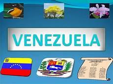 simbolos naturales de venezuela dibujo simbolos naturales de venezuela