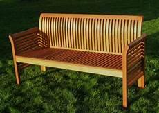 Moebel Partner 4 Sitzer Gartenbank Aus Eukalyptus Holz Fsc