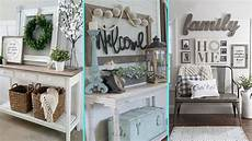 Rustic Chic Home Decor Ideas by Diy Rustic Shabby Chic Style Summer Entryway Decor Ideas