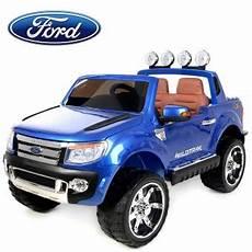 voiture electrique 12v 2 places 4x4 voiture 233 lectrique enfant ford ranger 12v 2