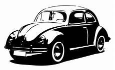 Vw Käfer Silhouette - beetle volkswagen vw 183 free vector graphic on pixabay