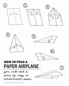 stem paper airplane challenge airplane activities airplane crafts science for