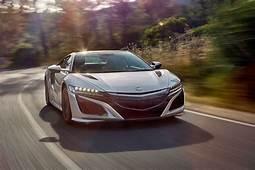 Honda NSX 2016 Review  CAR Magazine