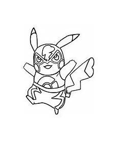 ausmalbilder pikachu meisterdetektiv kinder ausmalbilder