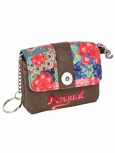 porte monnaie desigual desigual porte monnaie 40y5488 small wallet