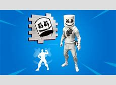 Fortnite is hosting a live DJ Marshmello concert in the
