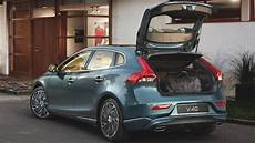 Volvo V40 2016 Dimensions Boot Space And Interior