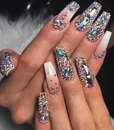 pin by lisa martinez on nailed diamond nail designs