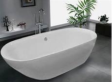 freistehende badewanne roma acryl wei 223 bs 916 180x84 inkl