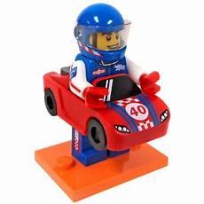 lego car series lego series 18 race car minifigure no packaging