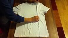 how to t shirt schnell falten t shirt schnell falten - T Shirt Falten