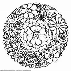 mandala coloring pages hd 17924 2 zentangle mandala coloring pages getcoloringpages org free instant downloads coloring