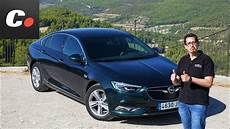 Opel Insignia Prueba Test Review En Espa 241 Ol Coches